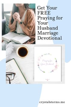 Want to pray for your husband with confidence? Sign up to receive the Praying for Your Husband Marriage Devotional and invite God into your marriage.