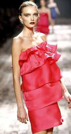 Lanvin Ready To Wear Spring 2008