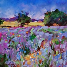 """""""The Scent of Lavender"""" by Dreama Tolle Perry in HomeGrownBeauty on Dreama's Print Shop"""