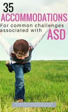 35 Accommodations for common challenges associated with ASD and Sensory Needs - Autism Spectrum Disorder - Parent Support - Is My Child Autistic, Children With Autism, Autism Activities, Autism Resources, Autism Articles, Sorting Activities, School Resources, Sensory Activities, Mentally Strong