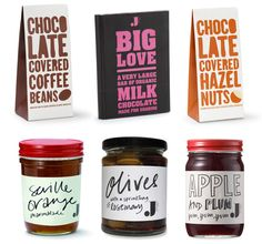Say Hi! To Design: Jme - Package Design for Jamie Oliver