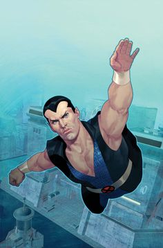 Namor by Ariel Olivetti Awesome artist