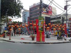 Chinese New Year in Binondo, Manila by George Gibbs, via Flickr