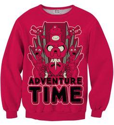 adventure throne sweater, Mr. GUGU & Miss GO