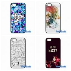 Panic At The Disco Hard Phone Case Cover For Apple iPod Touch 4 5 6 For iPhone 4 4S 5 5S 5C SE 6 6S Plus 4.7 5.5