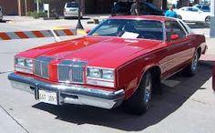 1977 Cutlass