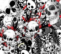 Wallpapers Sticker Bomb Bombs Para Paralamas Xmt Maior Medida Do ...