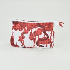 Bloody Rose Pouch