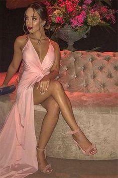 Chiffon Evening Dresses, Mermaid Evening Dresses, Satin Dresses, Prom Dresses, Sexy Legs And Heels, Dress And Heels, Playboy, Banquet Dresses, Foto Pose