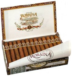 VEGAS ROBAINA.......... Amazing Cigars.......so simple....