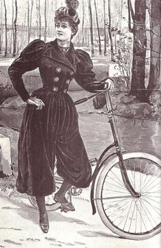 The Bicycle: Symbol of UC Davis & Women's Rights