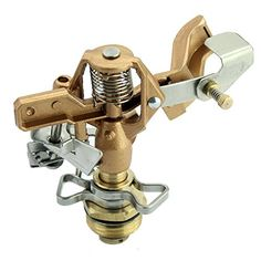 A5023H FARMERS SPECIAL 100PCS Heavy Duty 34 Brass Impact Head Sprinkler 0360 Degree 2040 Up to 5000 SQF Coverage -- Find out more at the image link.