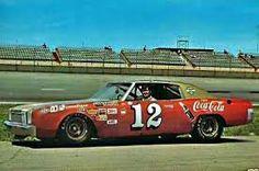 Bobby Allison & His #12 Junior Johnron / Coca Cola Chevrolet Monte Carlo