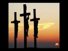Jesus' crucifixion was one of the most disgraceful and painful forms of death in the ancient world. Consider the sacrifice Christ made on the cross. Sign Of The Cross, Jesus On The Cross, Billy Graham, Easter Religious, Lord Is My Strength, What Day Is It, Holy Week, Blade Runner, Christian Faith