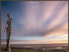 "David Lyons on Instagram: ""#sunrise at Voyager #longexposure #sunrisephotography #dawn #dawnbreaker #sky #skyphotography #clouds #cloudscape #cloudphotography…"" David Lyons, Sunrise Photography, Sculpture Projects, Long Exposure, Dawn, Irish, Environment, Clouds, Sky"