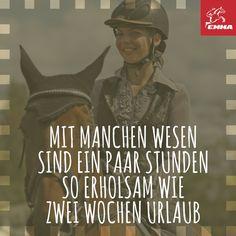Teste & Spare EMMA-Ergänzungsfutter & Pflege: www.emma-pferdefuttershop.de