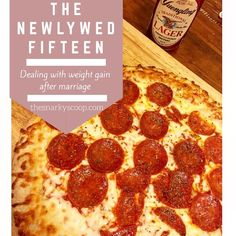 The Newlywed Fifteen - weight gain after marriage