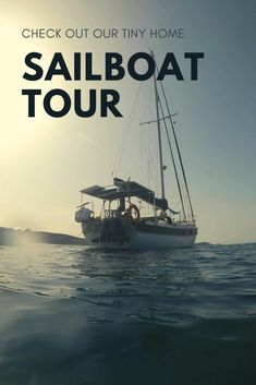 Our 38ft sailboat home! Check out our tiny home on the water in this sailboat tour of our Kadey Krogen 38 sailboat. #sailing #boats #sailboattour #tinyhome Sailboat Living, Living On A Boat, Sailboat Interior, Boat Restoration, Boat Tours, What Is Life About, Places To Travel, Tiny House, Sailing