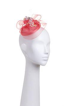 Tocado coral. Coral headdress