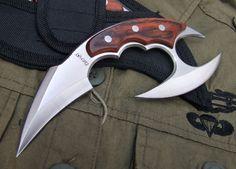 karambit | Fury Double edge Strong Karambit Sharpened, Canada Outdoor knives and ...