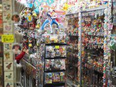 Nakano-Broadway Tourism - Tokyo Traverse Japan