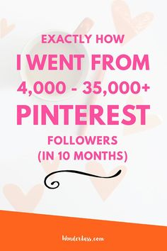 The 28 Pinterest Tips I used to Massively Grow My Blog's Traffic — Wonderlass. For bloggers and online entrepreneurs who want to get more traffic from Pinterest!