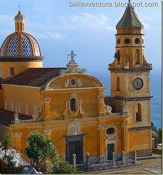 Chiesa Santa Maria Assunta where we are renewing our wedding vows