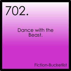 Beauty and the Beast #Disney #Fiction #Bucketlist