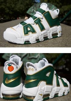 competitive price 1279f 346c8 Nike Air More Uptempo QS