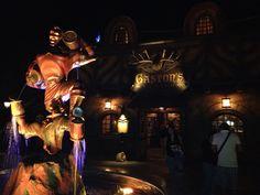 Gaston and his tavern