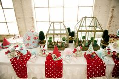 Little Big Company | The Blog: The Magic Faraway Tree Party Little Big Company's styling work