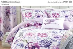 WATERCOLOUR DENSE COVERAGE - Bed Linen | Bedroom | Home & Furniture | Next Official Site - Page 4