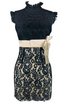 Champagne Toast Dress