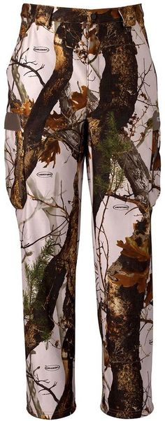 Outdoor adventures await with these men's camouflage pants from Scent-Lok. Mens Big And Tall, Big & Tall, Tall Pants, Camouflage Pants, Parachute Pants, Seasons, Stylish, Tops, Fashion