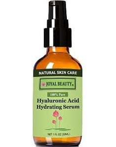 Top 1 Rated Hyaluronic Acid Hydrating Serum 100 Pure by Joyal Beauty. The Purest Form. All Natural. Premium Hyaluronic Acid for Younger, Firmer and Plump Skin. * Don't get left behind, see this great product : Skin care Best Hyaluronic Acid Serum, Hydrating Serum, Glycolic Acid, Kojic Acid, Best Face Products, Pure Products, Beauty Products, Blemish Remover, Lighten Skin