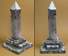 I need to build this.  James Wappel Miniature Painting: Standing for all time...