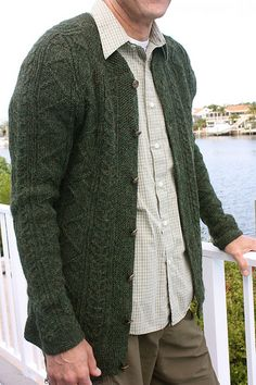 Ravelry: Newman's Aran for Dad