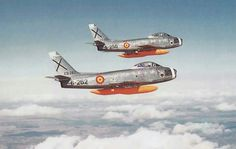 North American F-86 Sabre, Ejército del Aire, Spanish Air Force.