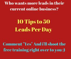 #Leads #Business #Value #Training #Marketing #Network #Online