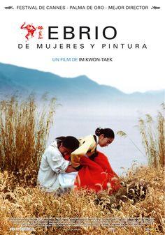 Ebrio de mujeres y pintura (2002) Corea do Sur. Dir: Im-Kwon-Taek. Drama. Biográfico. S.XIX (Corea) - DVD CINE 1191-II