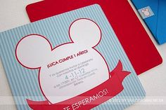 Mickey Mouse Boy Disney 1st Birthday Party Planning Ideas