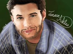 Dank Trash and Useless Posts Supernatural Dean, Jensen Ackles, Fan Art, Posts, Fictional Characters, Messages, Fantasy Characters