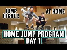 FREE 2-Week Home Jump Program | Day 1 - YouTube