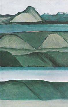 Colin McCahon Landscape Artwork, Abstract Landscape, Abstract Art, Nz Art, Art For Art Sake, New Zealand Landscape, New Zealand Art, Maori Art, Art Corner