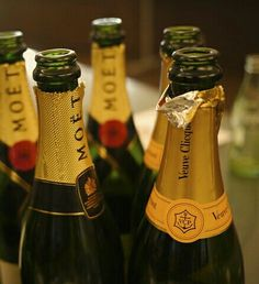 """Why do I drink Champagne for breakfast? Doesn't everyone?""  Noel Coward"