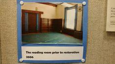 Tiffany Room, Reading Room, Exhibit, Restoration, Windows, Outdoor Decor, Home Decor, Decoration Home, Room Decor