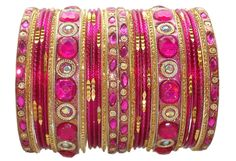 Glass bangles from India #jewellery #india #bangles