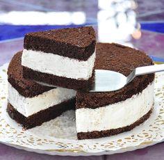 Veg Recipes, Gluten Free Recipes, Sweet Recipes, Tortillas Veganas, Cheesecake, Vegan Cake, Vegan Sweets, No Bake Desserts, Chocolate Recipes