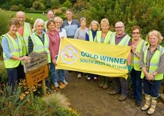 Eighth gold medal for Portishead in Bloom, http://prolandscapermagazine.com/eighth-gold-medal-for-portishead-in-bloom/,