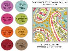 Pantone 2015 Inspirations